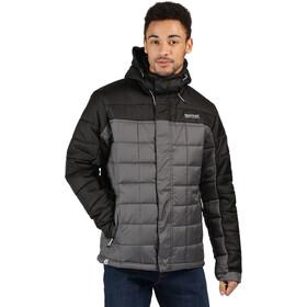 Regatta Nevado IV Jacket Men, magnet/black